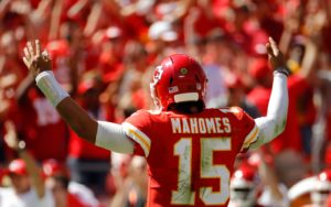 Football Five:  NFL Playoff Field Down To Chiefs And Three Strong Contenders