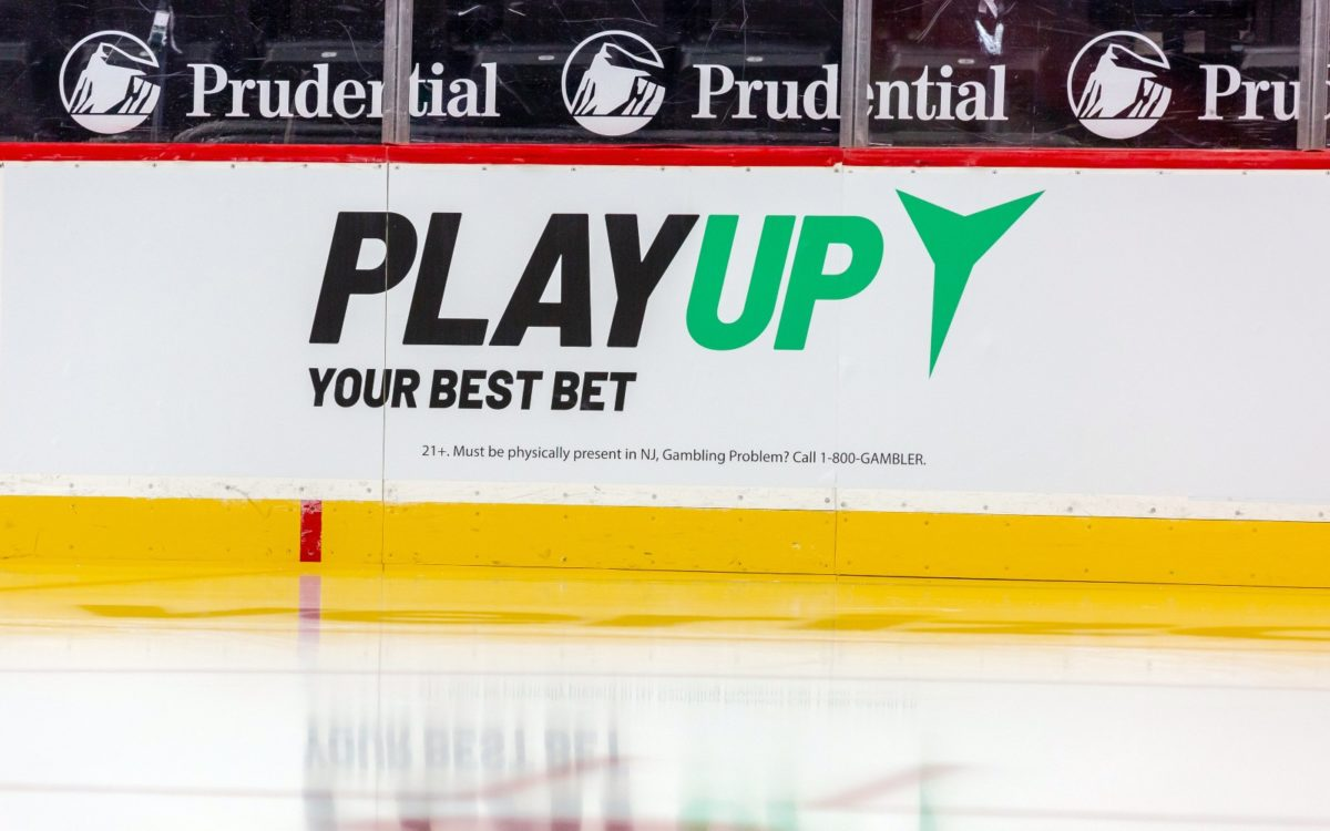 PlayUp, New Jersey Devils Team Up To Start NHL Season