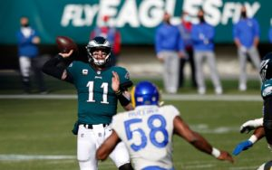 What Are The Odds Of The Eagles Trading Carson Wentz?