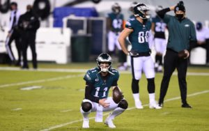 NJ Bettors Can Still Wager On Carson Wentz Even Though He Is Playing For The Colts