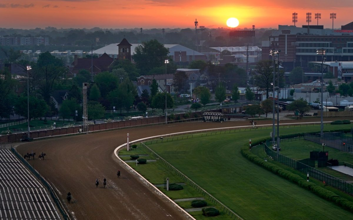 History Sets The Stage For Saturday's 147th Kentucky Derby