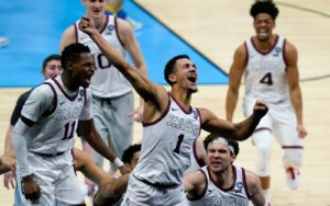 March Madness Betting Buzz Continues With Tonight's Gonzaga Baylor Championship Game