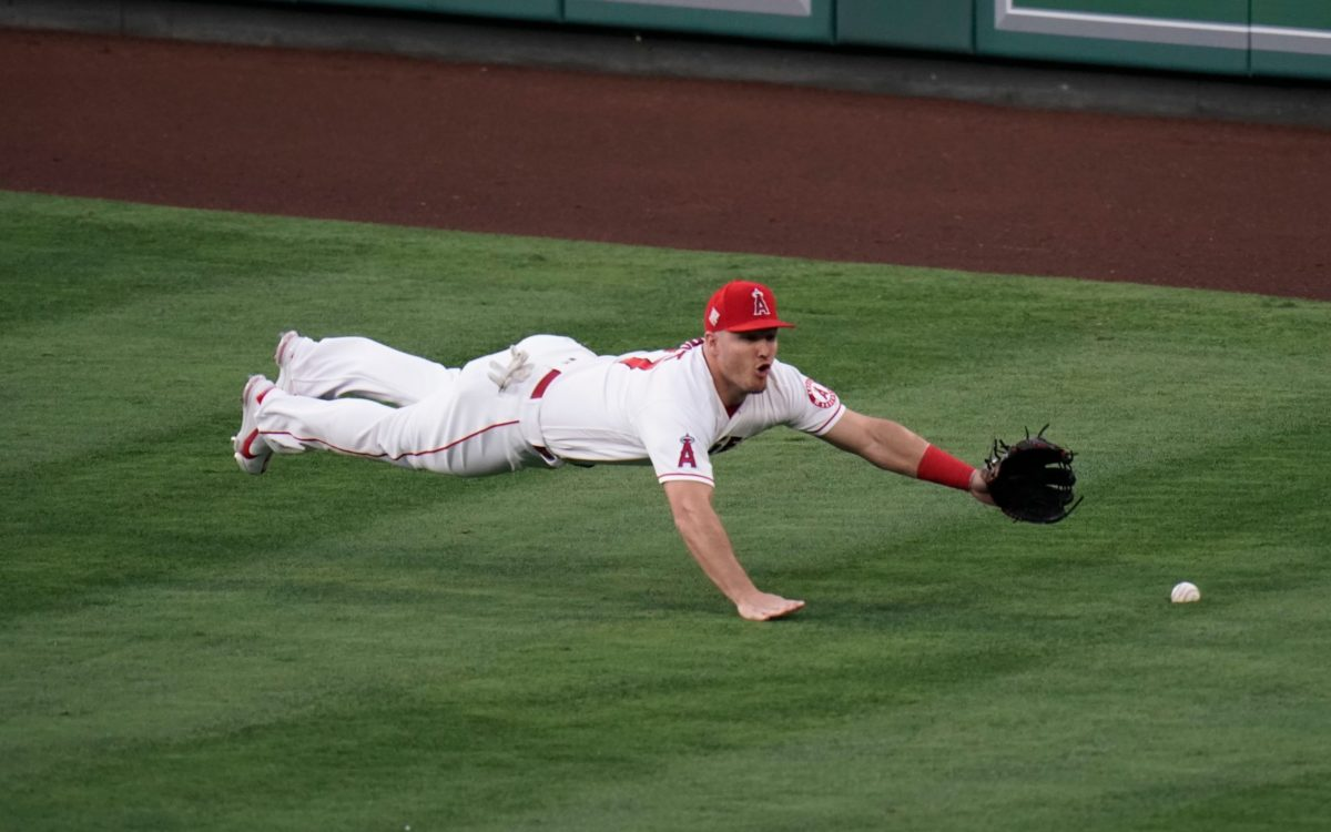Injured Millville Mike Trout's American League MVP Odds Take A Big Dive