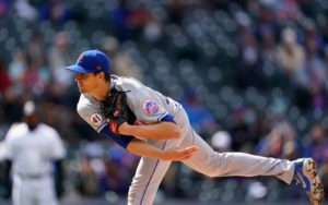 Jacob deGrom Making A Case As Betting Favorite To Win NL MVP And Cy Young Awards