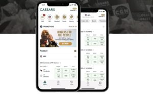 Game Changer: Farewell William Hill, Say Hello To Rebranded Caesars NJ Sportsbook App