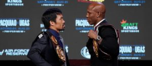 FanDuel Sportsbook Giving New Users A Good Reason To Bet On Saturday Night's Pacquiao-Ugas fight