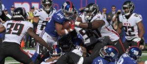NY Giants NFL Week 4 Betting Preview: Big Blue Still Looking Up At Rest Of NFC East