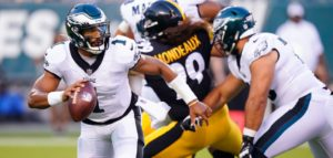 What Are The Odds Of The Philadelphia Eagles Opening 2021 NFL Season 1-0?
